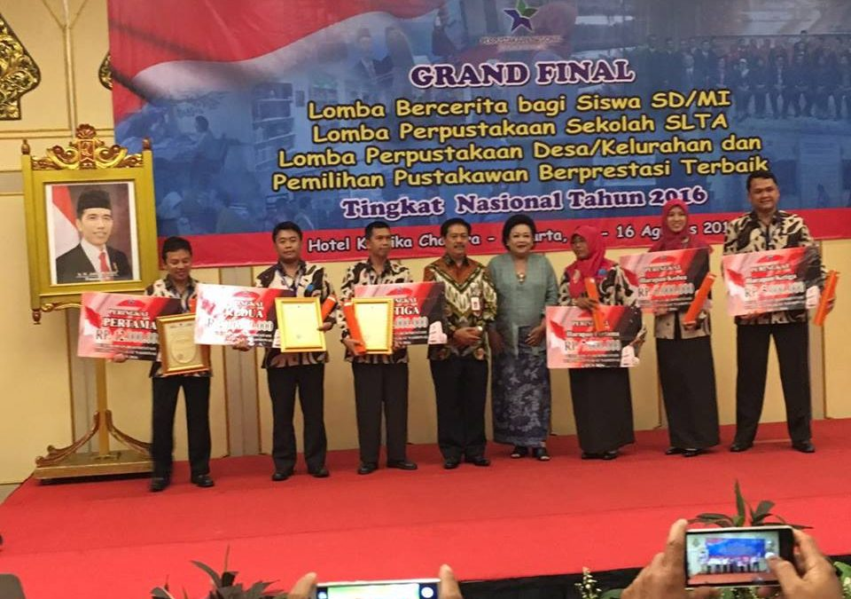 Penilaian Pemenang Lomba Perpustakaan Desa/Kelurahan Provinsi Jawa Timur 2017