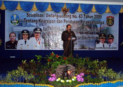 Sosialisasi UU 43 th 2009